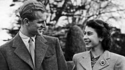 16 fotos que capturam o romance da rainha Elizabeth com o príncipe