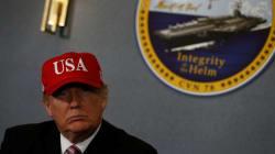 Trump ha decidido que el cambio climático ya no es una amenaza a la seguridad