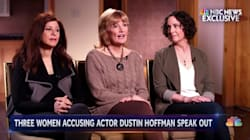 Dustin Hoffman Accusers Speak Out About Alleged Abuse In Joint NBC