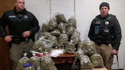 Older Couple Caught With 60 Pounds Of Pot Said It Was For Holiday Gifts: