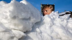 Trump Just Used Normal Winter Weather To Undermine The Science Behind Climate