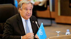 UN Secretary-General Puts World On 'Red Alert' In Sombre New Year's Eve