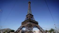 Hombre se suicida al saltar de la Torre Eiffel, la de Gómez