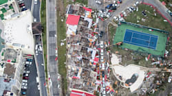 These Photos Show Hurricane Irma's Destructive Path Across The