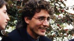 Justin Trudeau publicó una foto retro de sus años como maestro y el internet