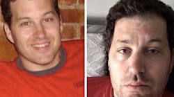 Side-By-Side 'Before And After' Photos Show What Having Kids Does To