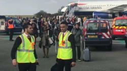 British Airways Flight Bound For Heathrow Evacuated At Paris Airport Over Security
