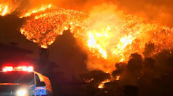 Raging California Wildfire Is Third Largest In State