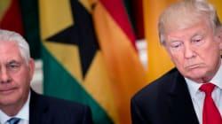 Rex Tillerson Reportedly Called Trump A