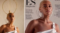 Solange Tells Magazine 'Don't Touch My Hair' After Her Braided Crown Is Omitted From