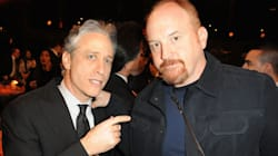 Jon Stewart 'Stunned' About Louis C.K., Wonders 'Did I Miss