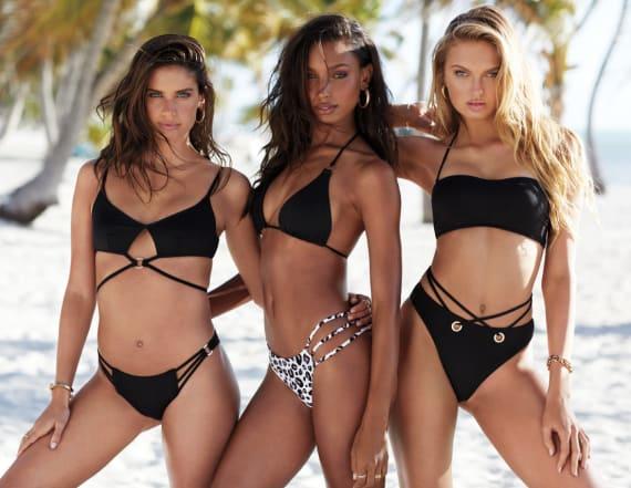 Victoria's Secret is bringing back their swimwear