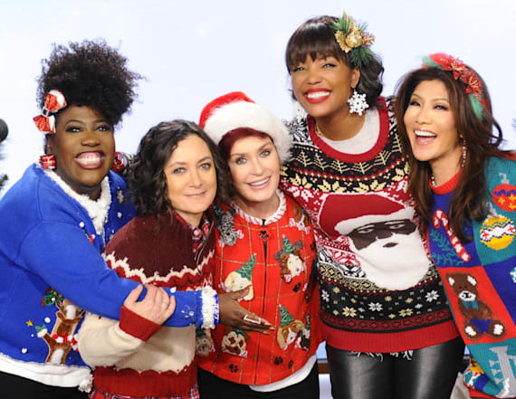 Who will replace Aisha Tyler on 'The Talk'?