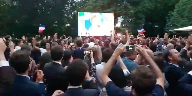 France-Belgique à la Coupe du monde: À l'Assemblée nationale aussi on a suivi la qualification des Bleus.