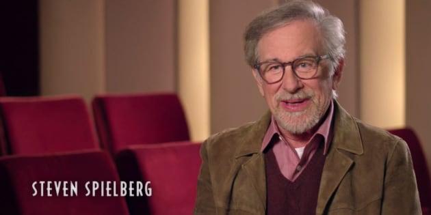 Spielberg dirigiu 'Jurassic Park' (1993), primeiro filme de umas das franquias mais bem-sucedidas do cinema.