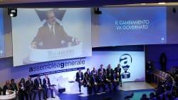 Salvini diserta l'assemblea, Unindustria lo bacchetta. E critica la Raggi: