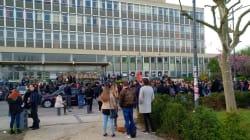 L'université de Nanterre bloquée, tous les examens de la journée sont