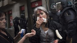 Spain's Harsh Crackdown Draws Worldwide Attention To