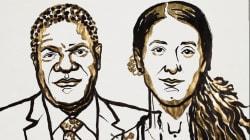 「日本の人にも応援して欲しい」ノーベル平和賞に選ばれた、デニ・ムクウェゲ氏とナディア・ムラド氏はどんな人?