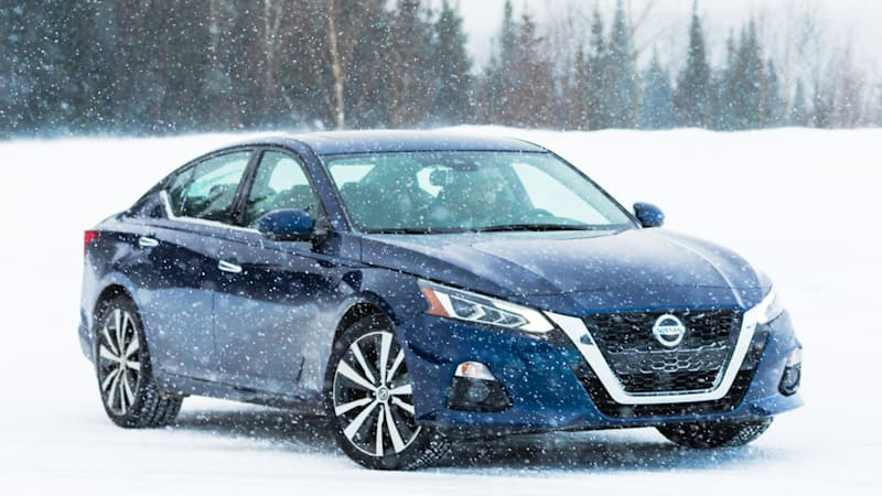2019 Nissan Altima AWD Second Drive Review