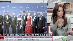 La reacción de Ferreras tras lo que todo el mundo vio en pleno directo de 'Al Rojo