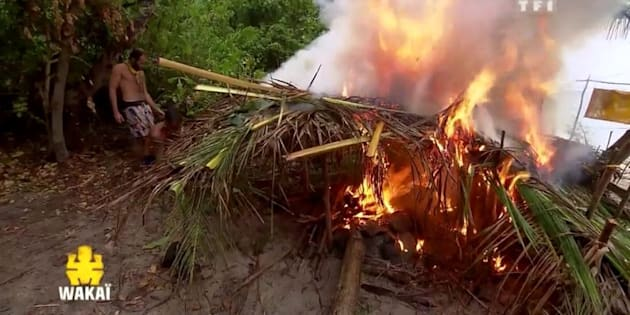 Ces aventuriers de Koh Lanta ont littéralement eu très chaud
