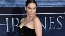 Así celebra Emilia Clarke sus 10 millones de seguidores en
