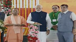 Varanasi: Modi Inaugurates First Multi-Modal Terminal On Ganga