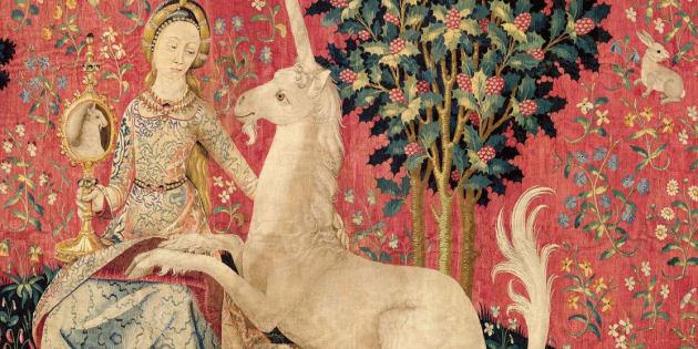 """""""La Dame à la Licorne"""" est au coeur de l'exposition """"Magiques Licornes"""", à découvrir au musée de Cluny du 14 juillet 2018 au 25 février 2019."""