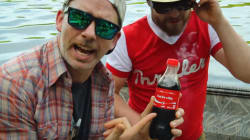 Buddy From 'Out For A Rip' Video Claims Coke Jacked His