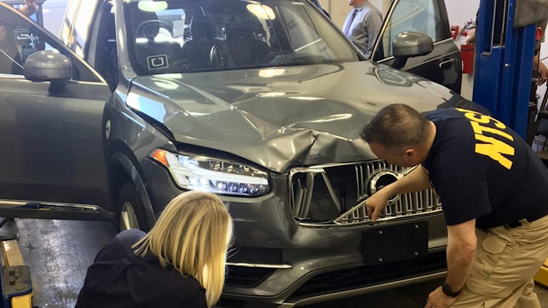 Self-driving car's fatality accident raises inevitable legal