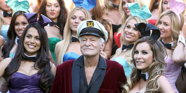 Hugh Hefner, the founder of Playboy, one of the most recognizable brands in the world, has died.