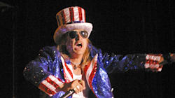 Kid Rock Claims He's Running For