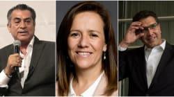 Margarita Zavala, el Bronco y Ríos Piter reciben minimulta por falsificar