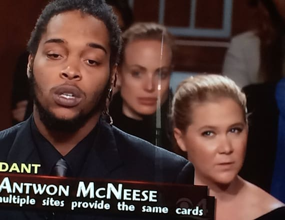 Celebrity spotted in Judge Judy's audience
