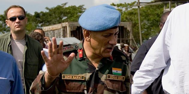 General Bipin Rawat.