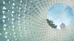 La fantasía arquitectónica que llegará a la Alameda Central de Ciudad de