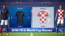 On a fait jouer 10 fois France-Croatie à l'IA de