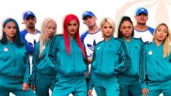 Les finalistes de «Danser pour gagner» en prestation avec Royal