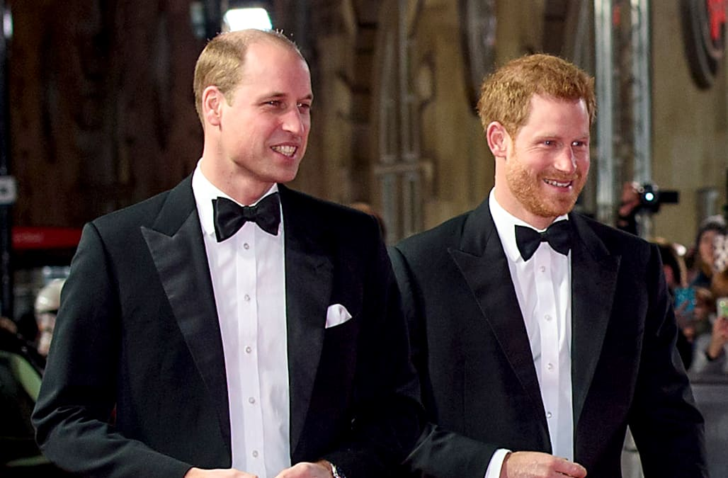prince william is honored to be best man at prince harry s wedding