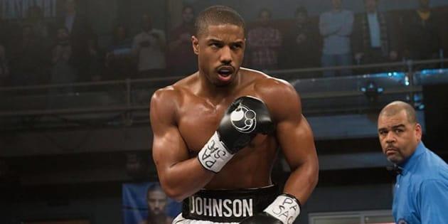 Na trama, Michael B. Jordan dá vida ao filho do ex-campeão mundial dos pesos pesados, Apollo Creed.