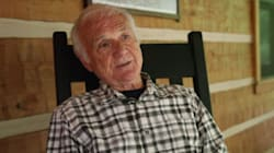 Este hombre de 83 años acaba de protagonizar su primera película