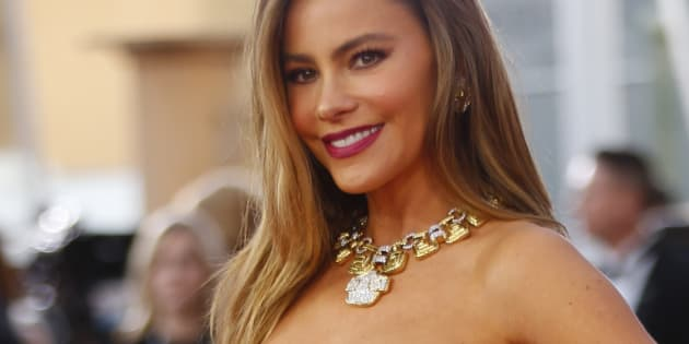 Actress Sofia Vergara arrives at the 22nd Screen Actors Guild Awards in Los Angeles, California January 30, 2016.  REUTERS/Mike Blake