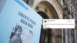 Le Pen demande l'asile en France pour Asia Bibi et sa