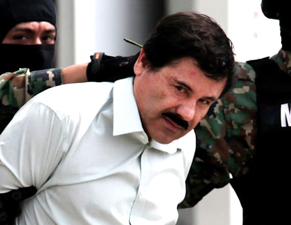 'El Chapo' appears in rare Mexican video