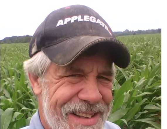 Ohio soy farmer looks to unseat a top Trump ally