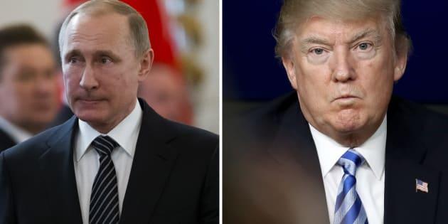 Cette apparente anodine décision de Donald Trump va faire hurler Vladimir Poutine