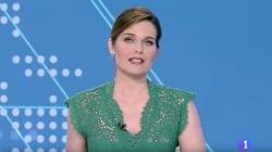 Raquel Martínez (TVE), indignada en Twitter tras lo que le ha ocurrido en un