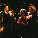 Céline Dion rend hommage à Aretha