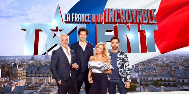 """Comment Gilbert Rozon a été effacé de """"La France a un incroyable talent""""."""